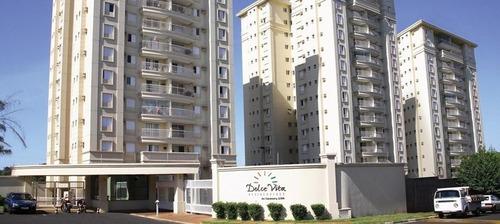 Apartamento Para Venda No Dolce Vita Na Av. Caramuru, 3 Dormitorios Com Suíte E 103 M2 De Área Util Com Lazer Completo No Condominio - Ap02012 - 68024021