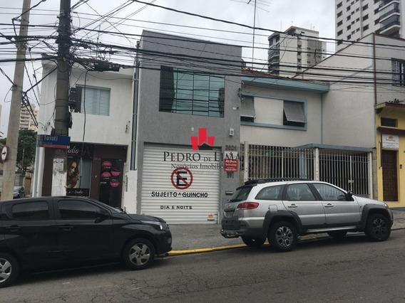 Prédio Comercial Para Locação No Tatuapé - Tp14364