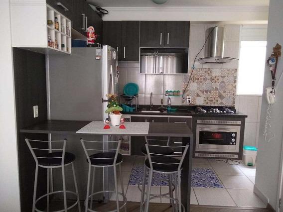 Apartamento Com 2 Dorms, Cidade Jardim, Jacareí - R$ 165 Mil, Cod: 8461 - V8461