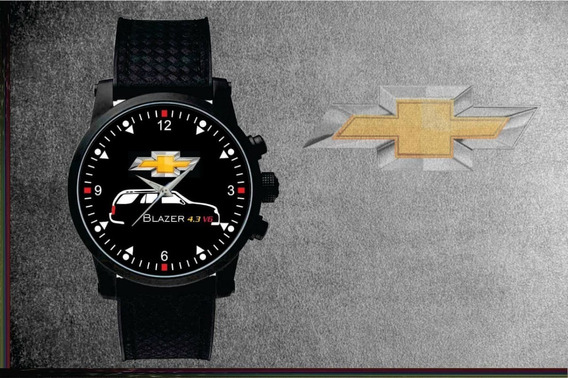 Relógio De Pulso Personalizado Silhueta Blazer - Cod.gmrp078