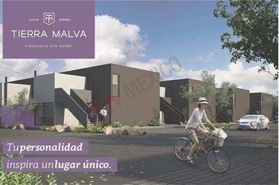 Casas Duplex En Venta / San Isidro Juriquilla / Querétaro