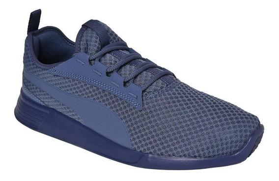 Tenis Para Entrenar Puma St Trainer Evo V2 Azul Indigo