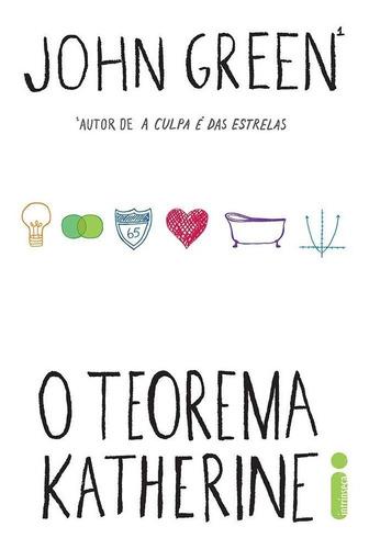 Livro O Teorema Katherine - Intrinseca