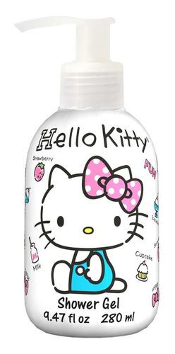 Gel De Ducha Hello Kitty Fun 280ml