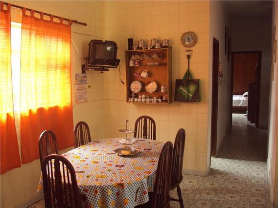Casa Em Vila São Jorge, São Vicente/sp De 0m² 3 Quartos À Venda Por R$ 530.000,00 - Ca327005