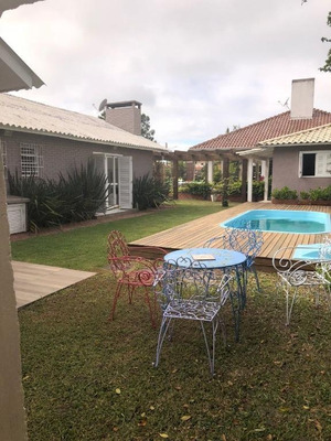 Casa Dos Sonhos Na Praia. - Ca1109