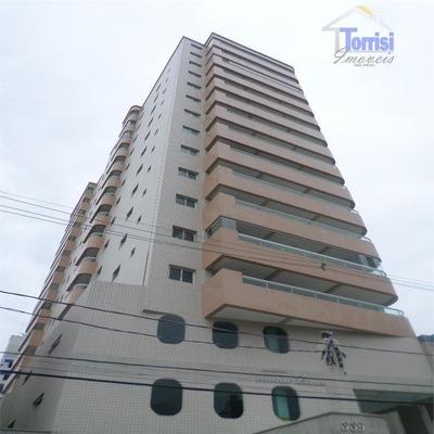 Apartamento Em Praia Grande, 02 Dormitórios Sendo Suítes, Lazer Completo, Na Aviação Ap0819 - Ap0819
