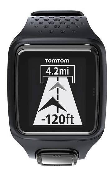 Tomtom - Edición Especial Corredor Del Reloj Del Gps - Negro