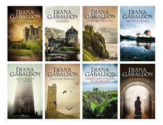 Saga Completa Forastera 8 Libros - Diana Gabaldon