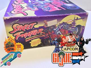 Gi Joe 1993 Karate Chopper Street Fight & Hasbro Super Raro!