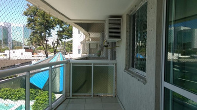 Apartamento Em Campo Grande, Rio De Janeiro/rj De 70m² 2 Quartos À Venda Por R$ 280.000,00 - Ap194930