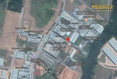 Imagem 1 de 1 de Galpão Para Alugar, 1800 M² Por R$ 27.000,00/mês - Éden - Sorocaba/sp - Ga0016