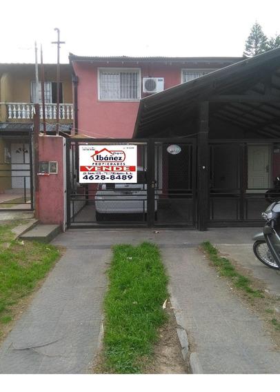 Duplex En Venta 3 Amb + Fondo, E/auto, Parrilla, Vestidor