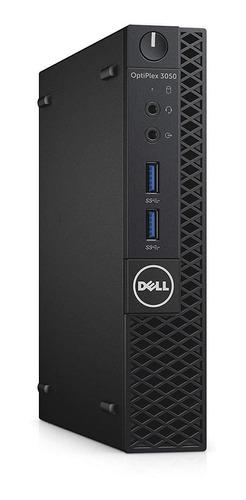 Mini Pc Dell 3050 I3 6100t 8gb Ram Ddr4 Ssd 120gb Windows 10