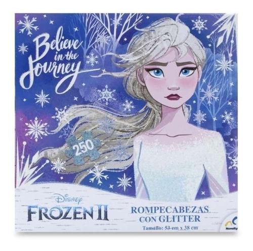 Rompecabezas Glitter Frozen Ii 250 Piezas