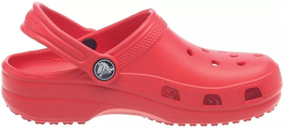 Crocs Originales Classic Adulto Rojo Mc