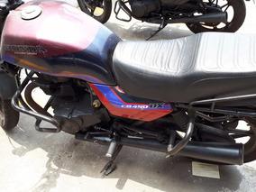 Moto Cb 450 Dx Vinho - Linda 92 Ok
