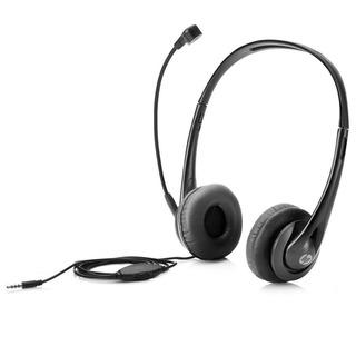 Auriculares Hp Stereo Con Micrófono 3.5mm