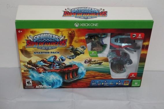 Xbox One Skylanders Superchargers Starter Pack