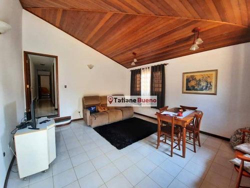 Casa Com 3 Dormitórios À Venda, 150 M² Por R$ 375.000,00 - Jardim Das Indústrias - São José Dos Campos/sp - Ca2431