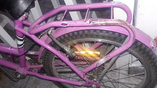 Bicicleta Rod. 20x17.5 Niña.