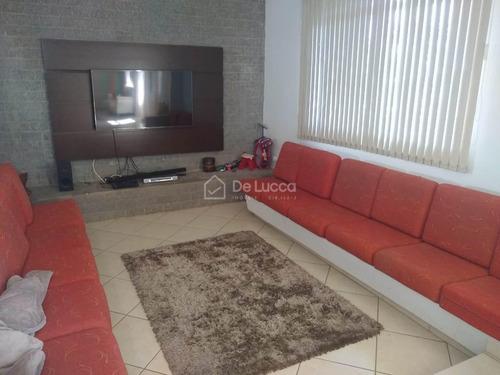 Imagem 1 de 17 de Casa À Venda Em Chácara Da Barra - Ca008017
