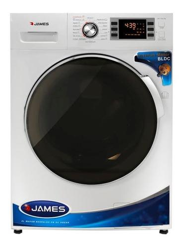 Lavarropa James 10.5kg Inverter  Modelo Lr 1016 Yanett