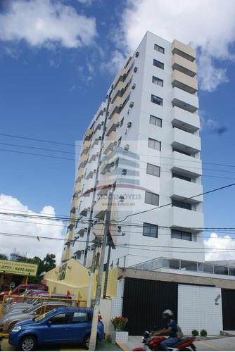 Apartamento Para Venda Em Ponta Negra