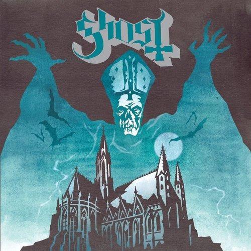 Cd Ghost - Opus Eponymous