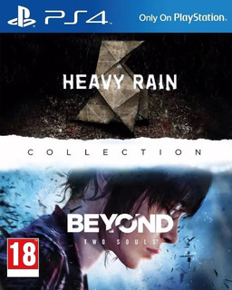 Heavy Rain And Beyond Two Souls Collection Ps4 Nuevo
