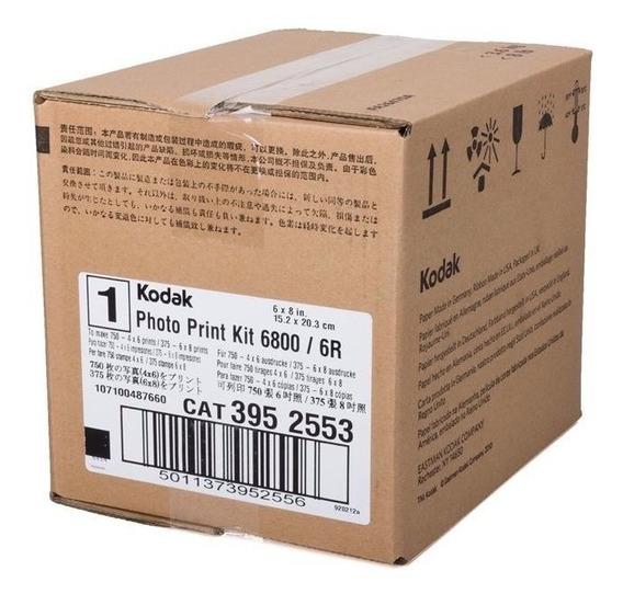 Vendo Kit De Papel Termico Kodak 6r Original Tamaño 4x6 6x8