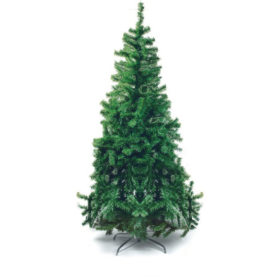 Árvore De Natal Portobelo 210cm 900 Hastes Verde