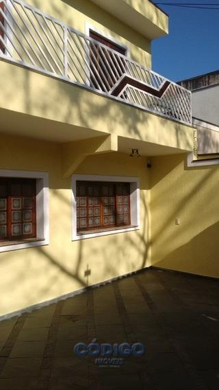 Sobrado Comercial 3 Dormitórios - Vila Galvão! - 00573-2