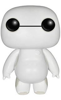 Funko 4838 Disney Pop Glow Big Hero 6 Enfermera Baymax, 6 Pu