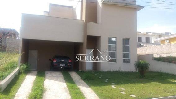 Casa Com 3 Dormitórios À Venda, 182 M² Por R$ 720.000 - Condomínio Bosque Dos Cambarás - Vinhedo/sp - Ca0346