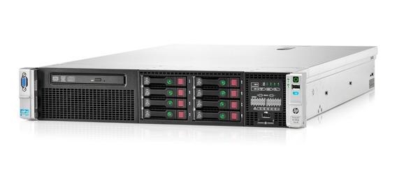Servidor Hpe Hp Dl380p Gen8 G8 - 64gb - 2 Xeon E5-2670
