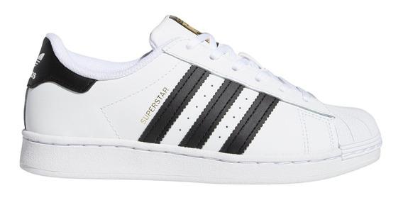 Zapatillas adidas Superstar C Blac/negr De Niños