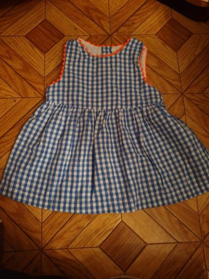 Vestidos Para Niñas De 6 A 9 Meses, Marca Varias, Nuevo