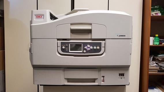 Impressora Okidata Oki C9600 Colorida
