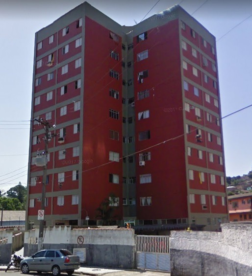 Apartamento Com 02 Dormitórios Cod. 9202
