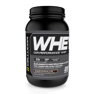 Suplemento Cor-performance Whey 900g Chocolate