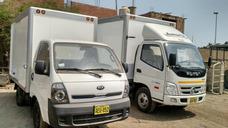 Servicio De Transporte Mudanza Y Carga En Lima Y Provincias