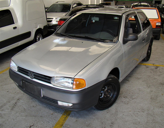 Volkswagen Gol 1.0 Mi Gasolina Manual
