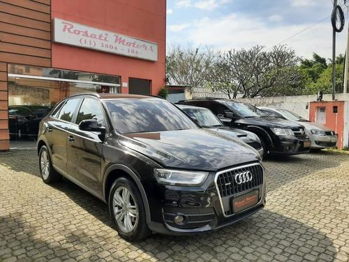 Imagem 1 de 15 de Audi Q3 2.0 Tfsi Ambiente Quattro 4p Gasolina S Tronic 2014