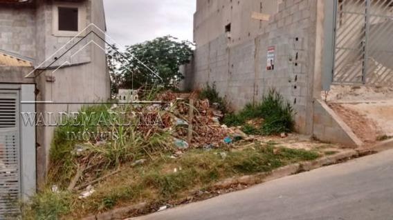 Terreno - Parque Das Cigarreiras - Ref: 5317 - V-5317