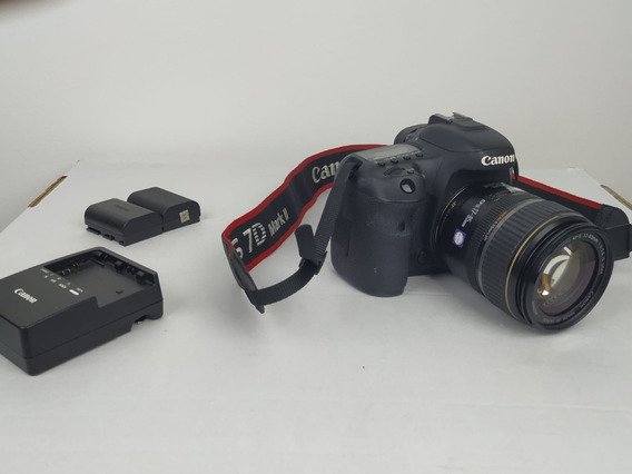 Camera Canon 7d Mark Ii Profosional