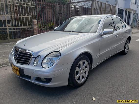 Mercedes Benz Clase E Aa 1.8 5p