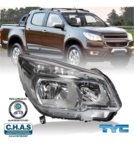 Imagen 1 de 10 de Optica Chevrolet S-10 Ls 2013 2014 2015 2016 6 Pin Tyc Der