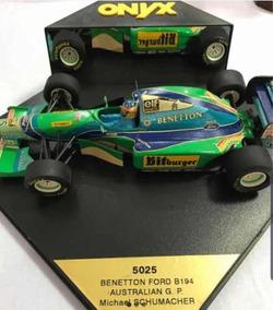Benetton 1994 Schumacher E Williams Fw14 Mansell 1992 - 1/24