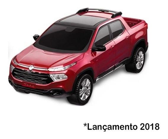 Caminhonete Pick-up Fiat Toro Roma Brinquedos Lançamento